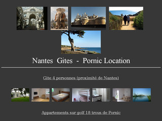 Nantes Gites location Pornic